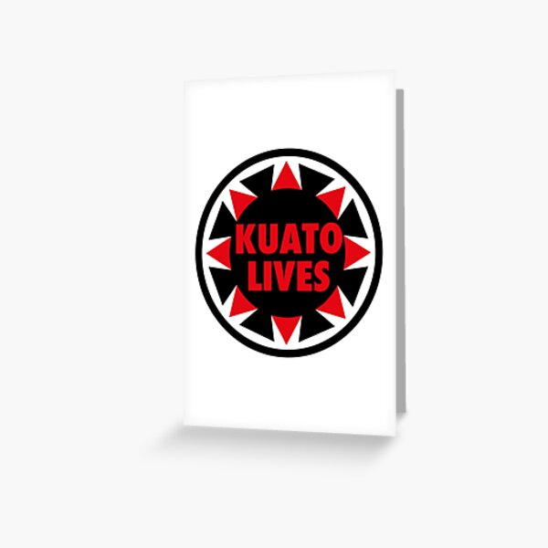 Kuato Lives Greeting Card