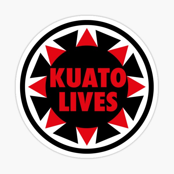 Kuato Lives Sticker