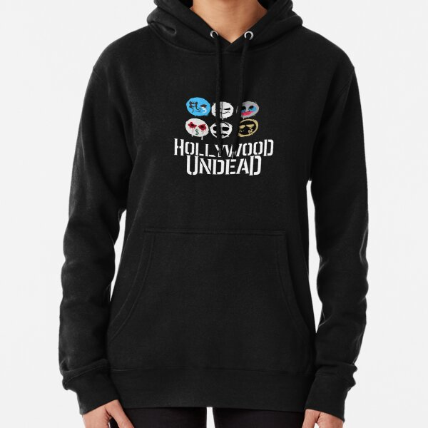 Hollywood Undead - HQ Pullover Hoodie