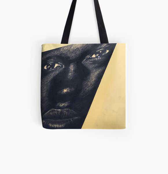 MESH All Over Print Tote Bag
