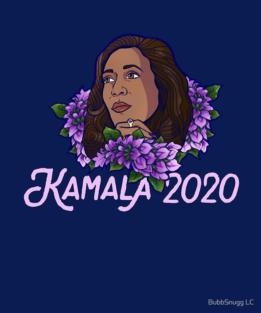 Kamala 2020 by BubbSnugg LC