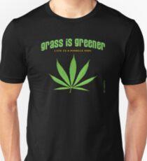 grass is greener Unisex T-Shirt