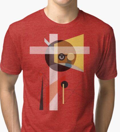 Rudolf Carnap Tri-blend T-Shirt