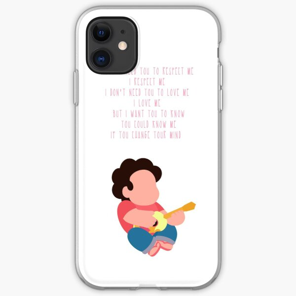 Change your mind iPhone Soft Case