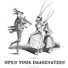 Open Your Imagination by Booksie