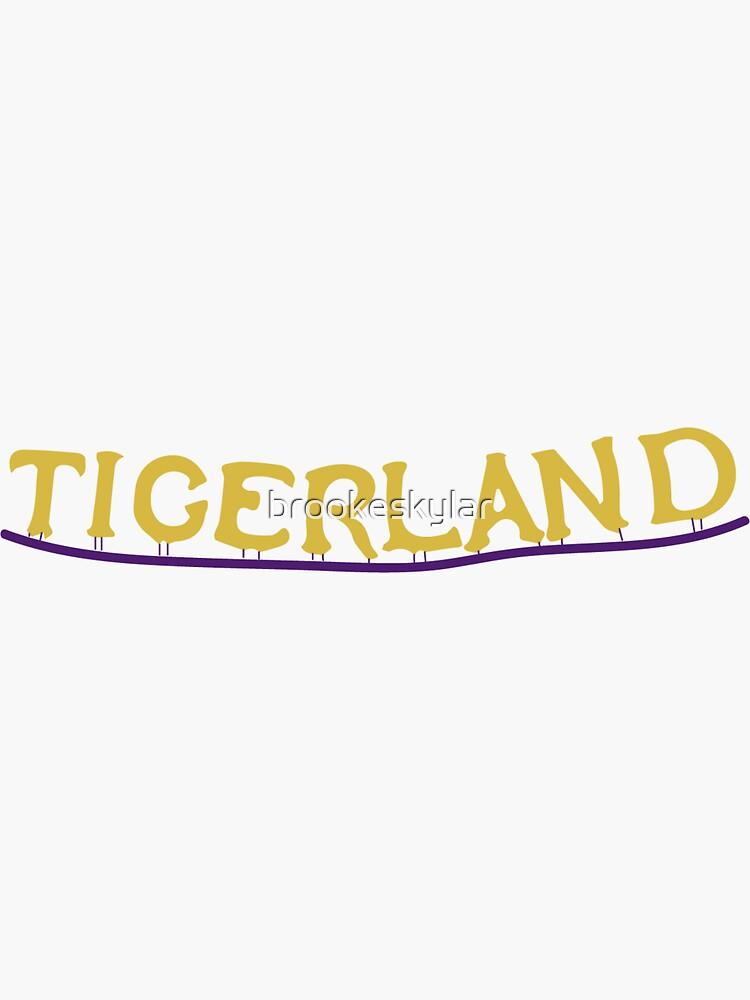 Tigerland- Größer von brookeskylar