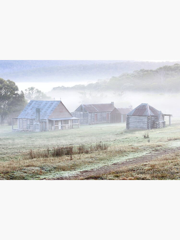 Coolamine Homestead, Kosciusko National Park, Australia  by Chockstone