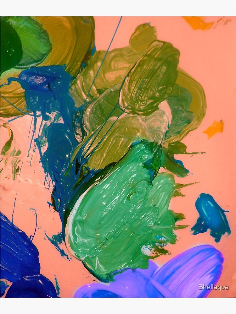 evolving love 01/17/19 by Shellaqua