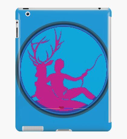 """Diane is p ^ nk"" [Ascii art pixelated by RootCat] * iPad Case/Skin"