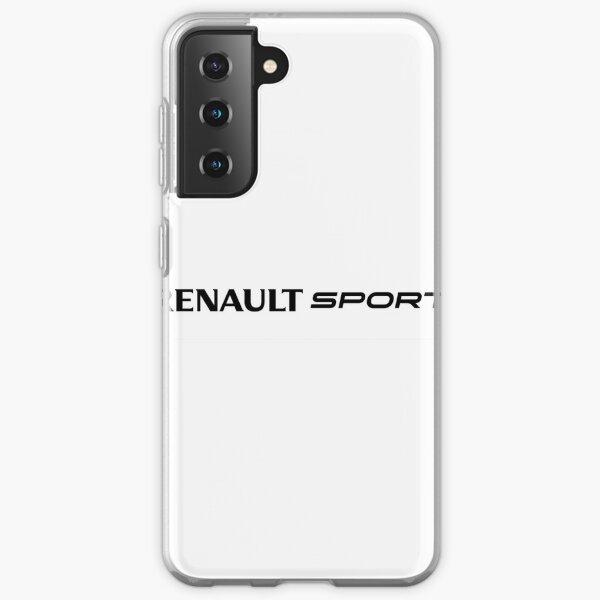 renault sport Coque souple Samsung Galaxy