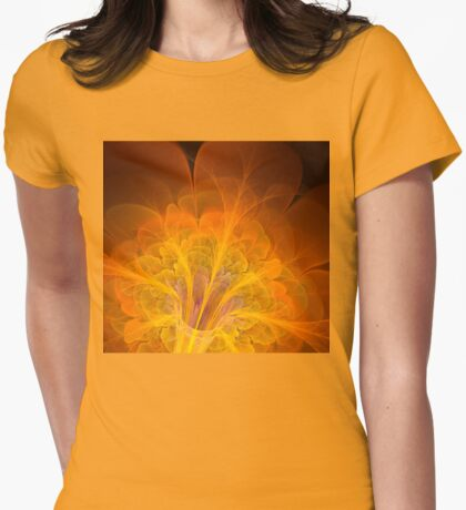 Fire Flower. T-Shirt