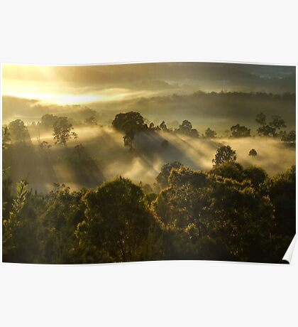 """Goodmorning Sunshine"" Poster"