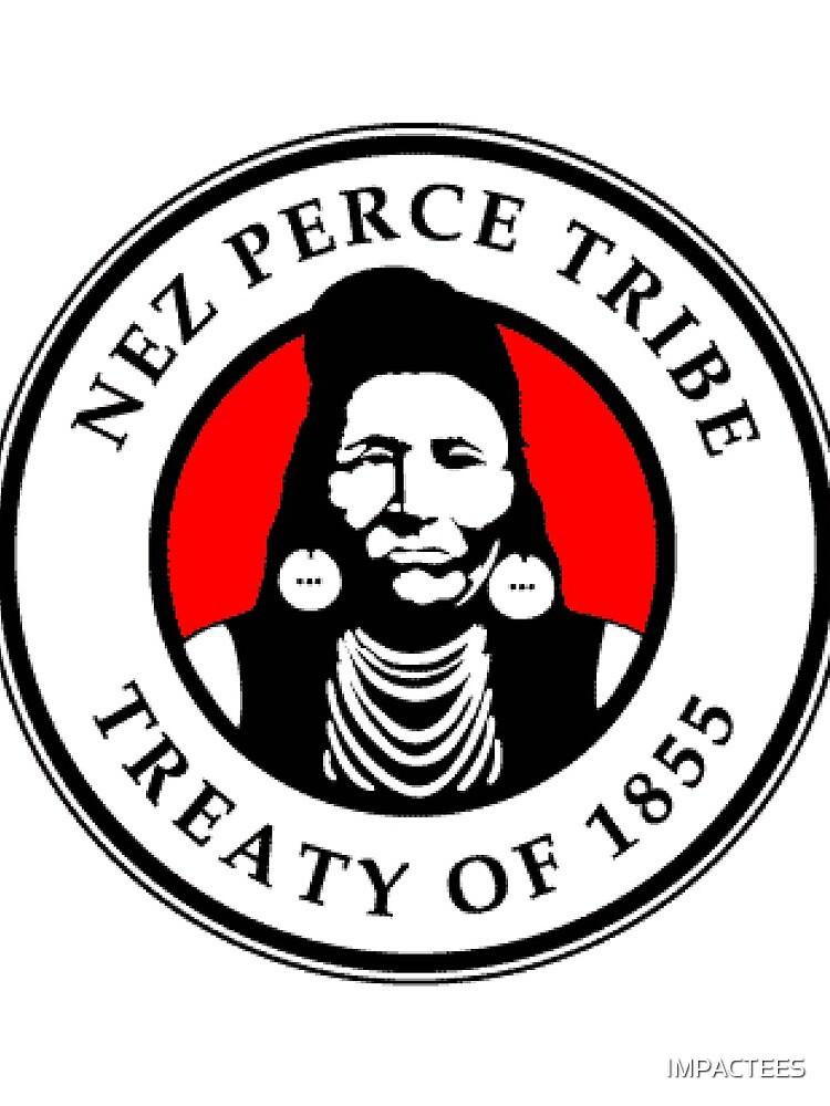 THE NEZ PERCE by IMPACTEES