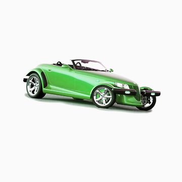 Chrysler Prowler by quentin23