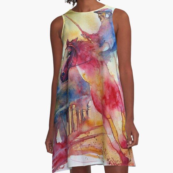 Il fantino A-Line Dress