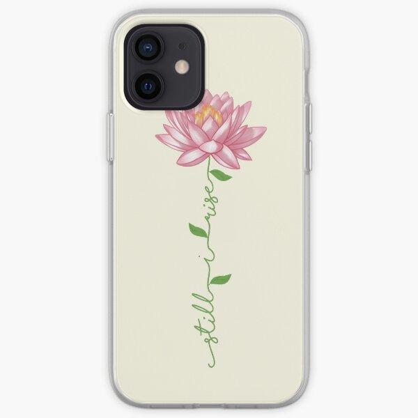 Still I Rise Script iPhone Soft Case