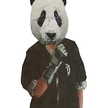 Rad Power Glove Panda Love by Travnash