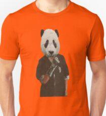 Rad Power Glove Panda Love Unisex T-Shirt