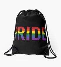 Pride, Gay Drawstring Bag