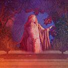 Goddess of Perpetual Dreams by Lisa Marie Mercer