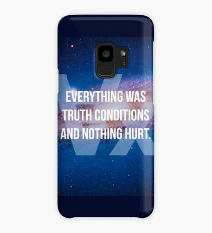 Truth Conditions Case/Skin for Samsung Galaxy