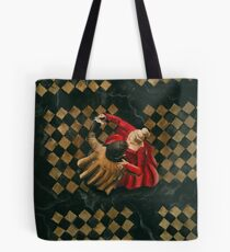 Pick a Partner who Knows what he's Doing Tote Bag