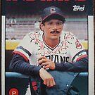 449 - Ernie Camacho by Foob's Baseball Cards