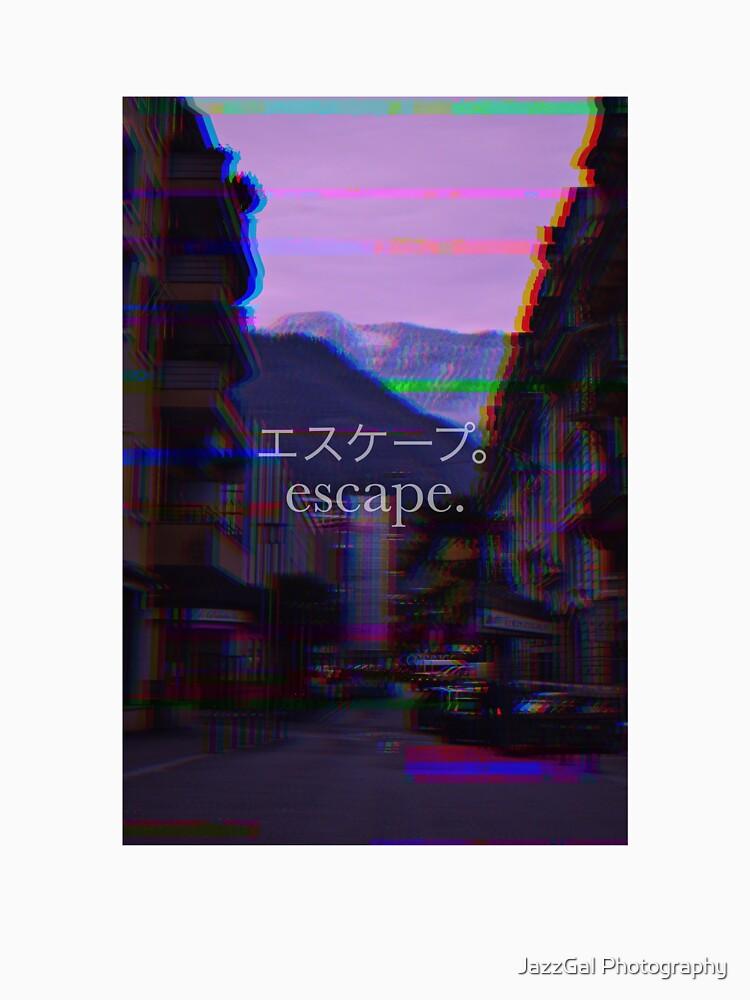 Escapar de JazzGal13