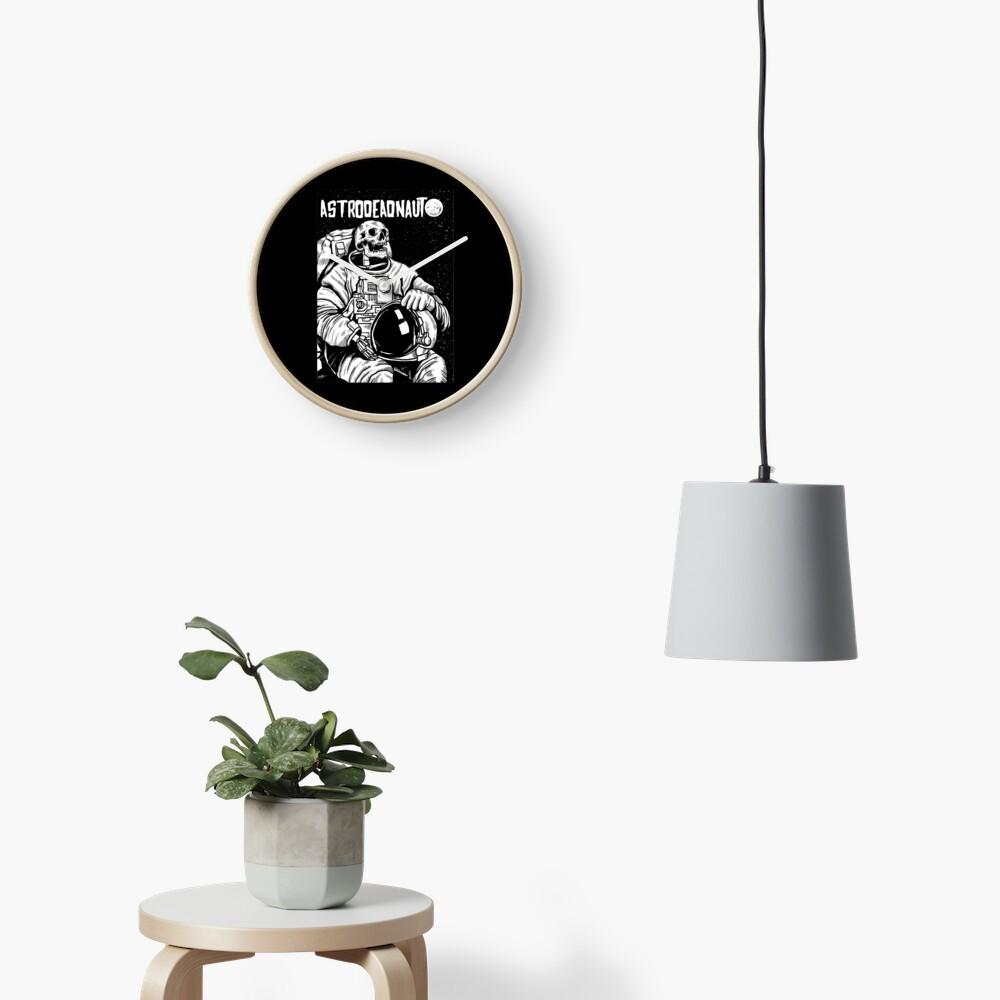 Der Astronaut - toter Astronaut Uhr