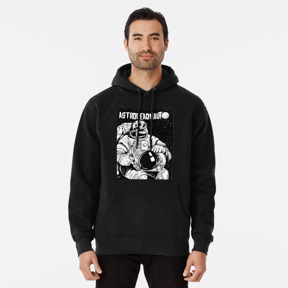 Der Astronaut - toter Astronaut Hoodie
