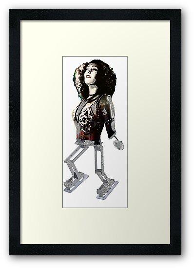 Robot Lady by ProjectMayhem