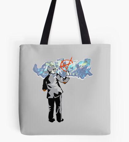 Free Logic Tote Bag