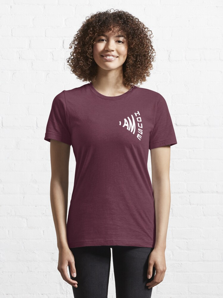 Alternate view of I Am House (Music) Essential T-Shirt