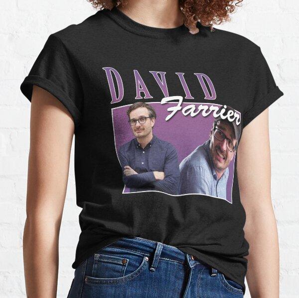 David Farrier Classic T-Shirt