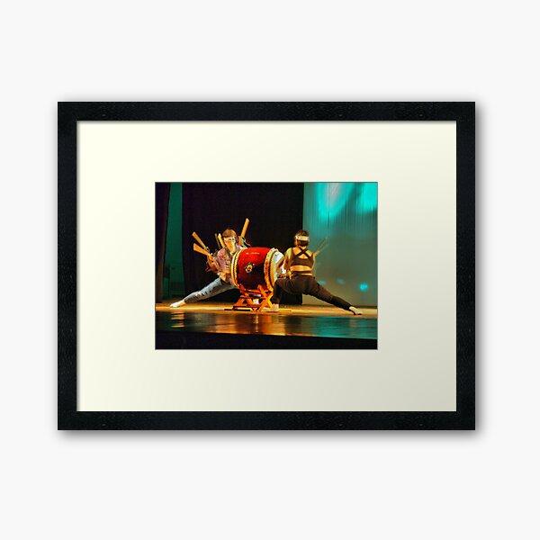 Kodo 1 Framed Art Print