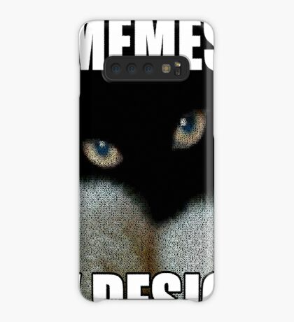 Memes by Design #6 Case/Skin for Samsung Galaxy