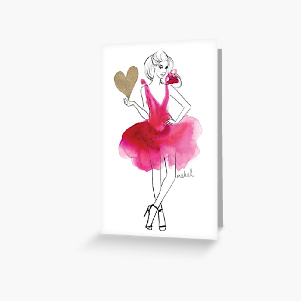 My heart is yours Greeting Card