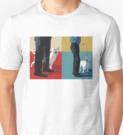 Bull terriers T-Shirt