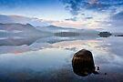 Derwent Water - Cumbria by David Lewins