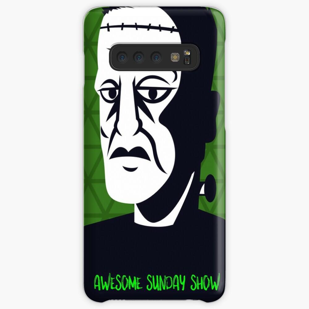 Frankenstein's Monster Cases & Skins for Samsung Galaxy