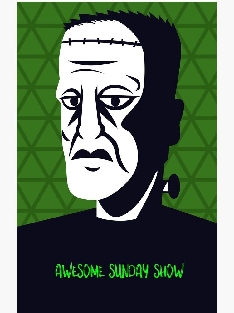 Frankenstein's Monster by awesomesunday