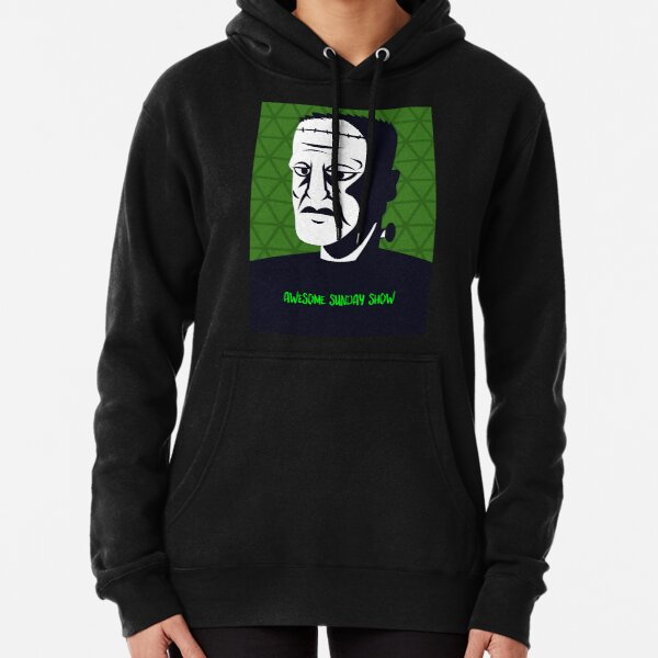 Frankenstein's Monster Pullover Hoodie