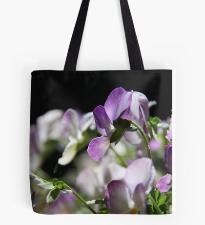 At ease with your heart Tote Bag