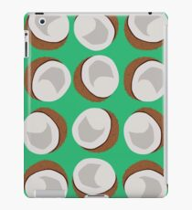 Coconut - Green iPad Case/Skin