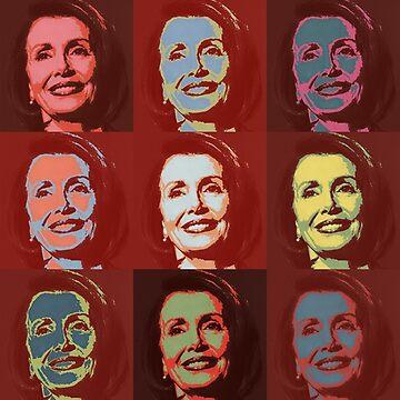 Nancy Pelosi Madam Speaker by Thelittlelord