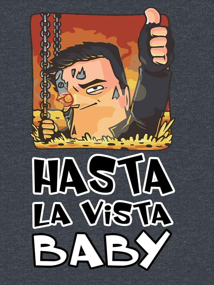 ★ Hasta la Vista, Baby by cadcamcaefea
