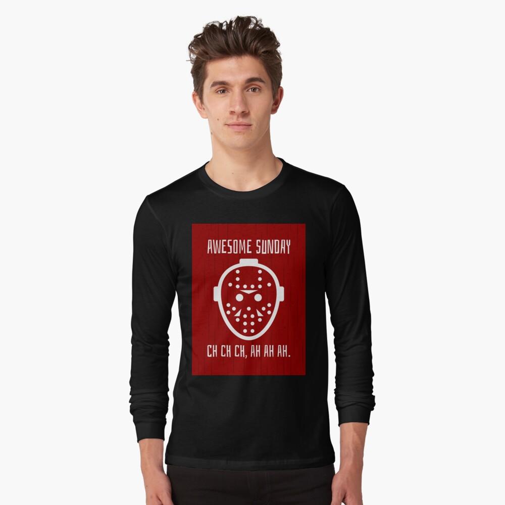 Jason Long Sleeve T-Shirt Front