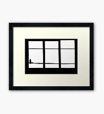 I am. Framed Print
