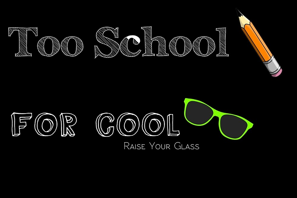 P!NK - Too School For Cool by tahliavr