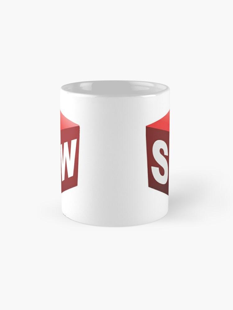 Alternate view of 3D Cad/Cam/Cae Solid Works Designer Mug